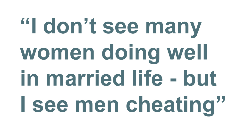 Women cheating on men quotes