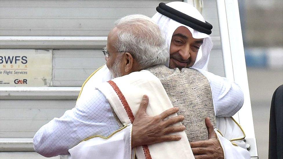 संयुक्त अरब अमीरात के लिए भारत इतना ख़ास क्यों है