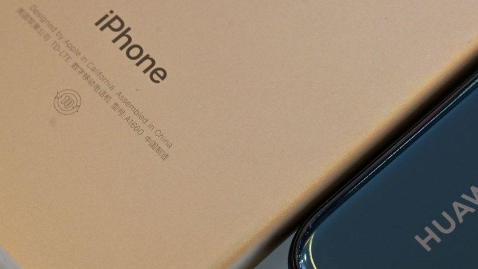 Dorso de iPhone