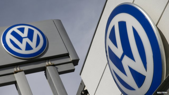 Volkswagen dealership