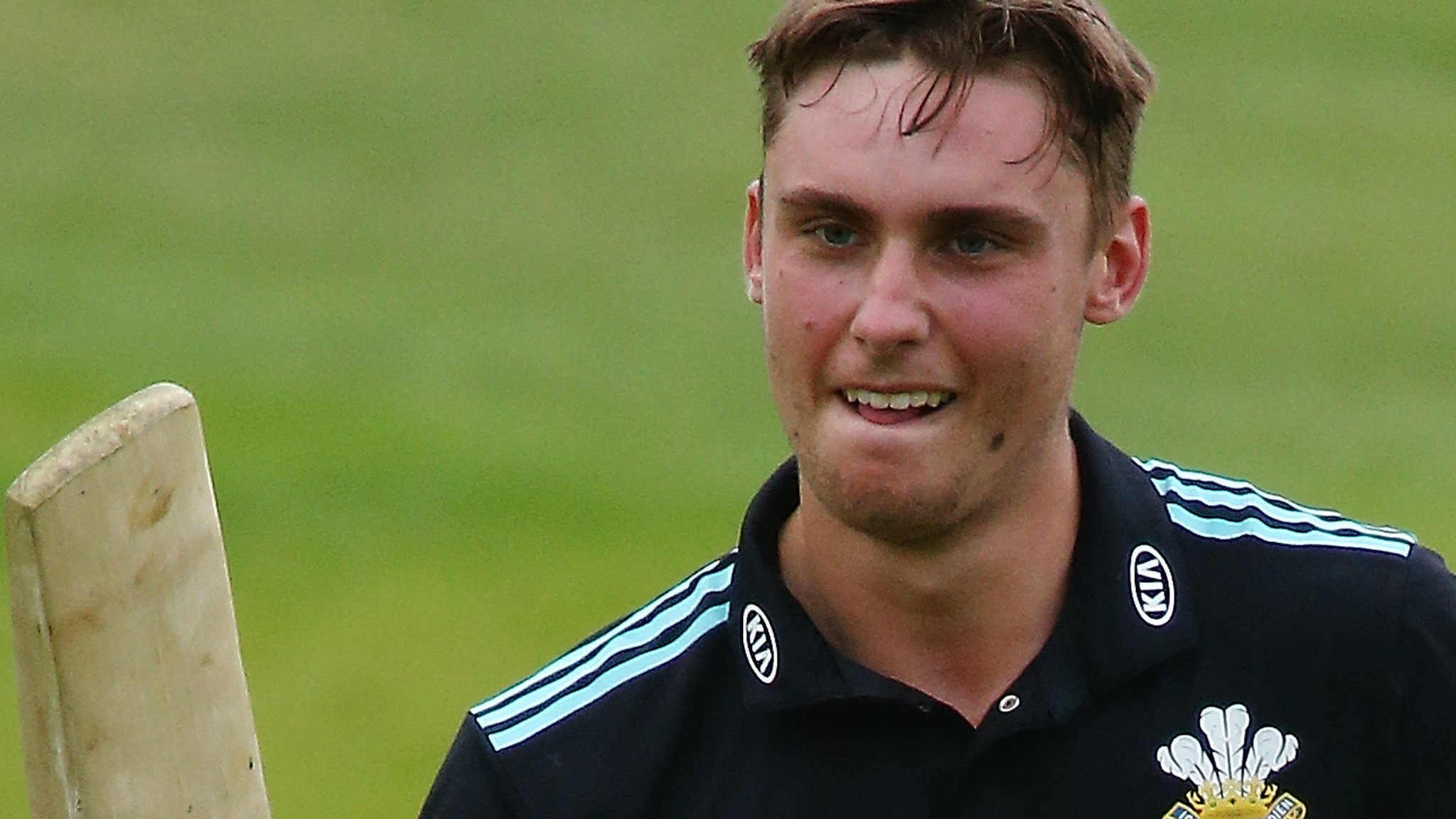 The fastest-ever hundred? Surrey's Jacks smashes ton off 25 balls