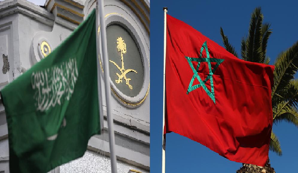 توتر العلاقات السعودية المغربية