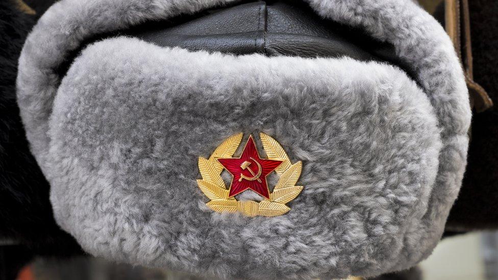 前蘇聯軍帽
