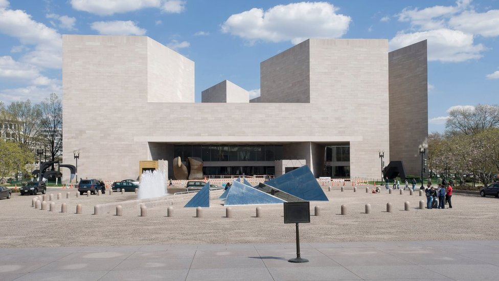 National Gallery East Building, Washington, DC