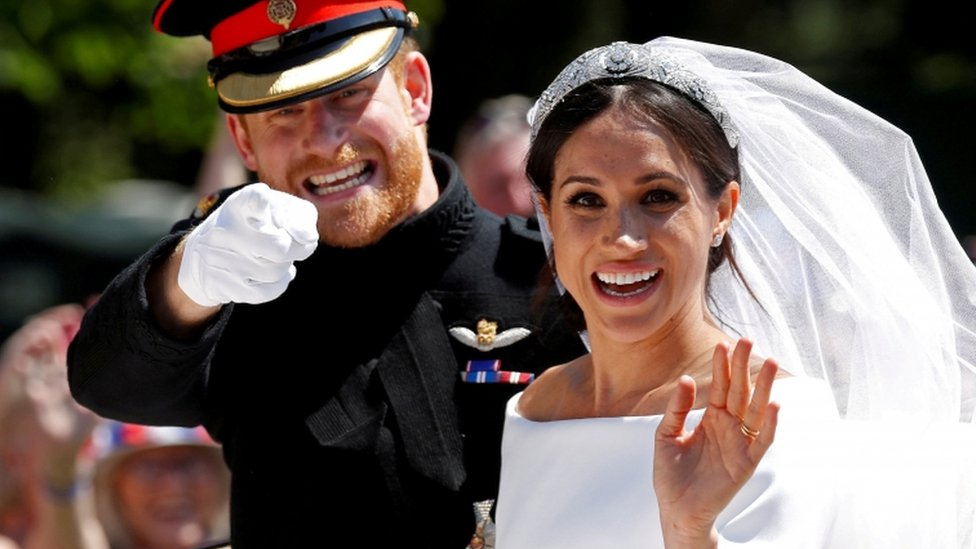 Harry ve Meghan