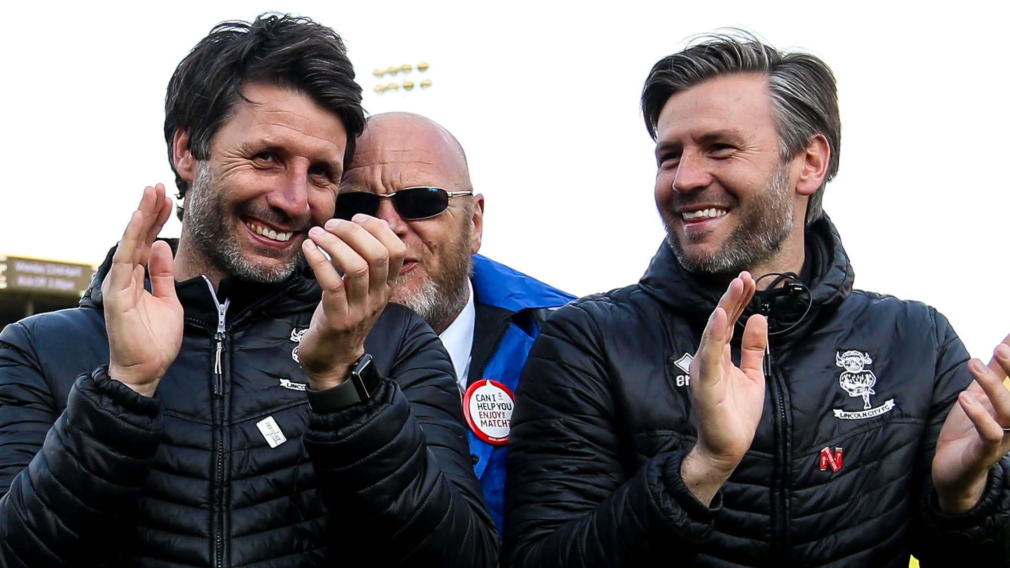 Lincoln 1-1 Cheltenham: Cowley delighted with promotion