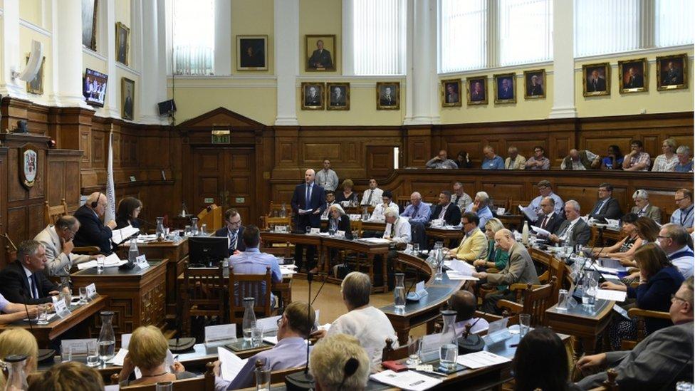 Northamptonshire County Council