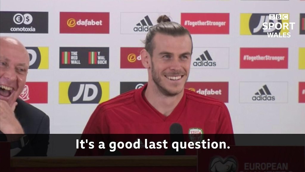 Gareth Bale: The footballer who can make a journalist starstruck