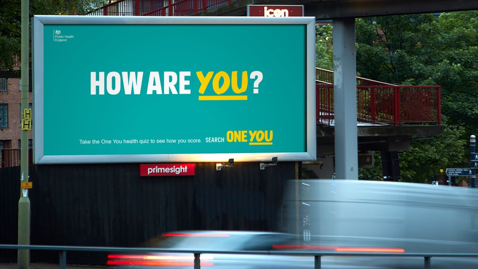 One You public health campaign