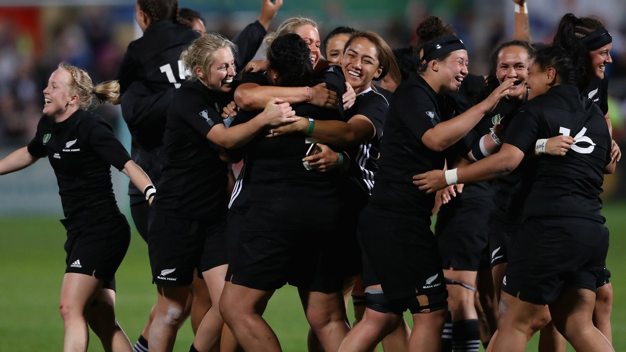 New Zealand Rugby: 17 Women's World Cup winners given contract for first time