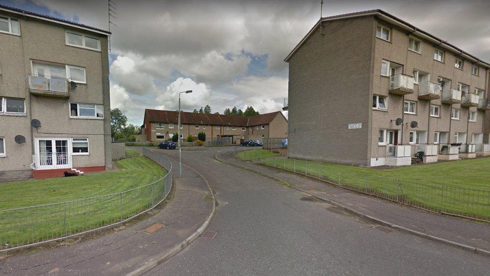 Man 'stable' after Rutherglen serious assault