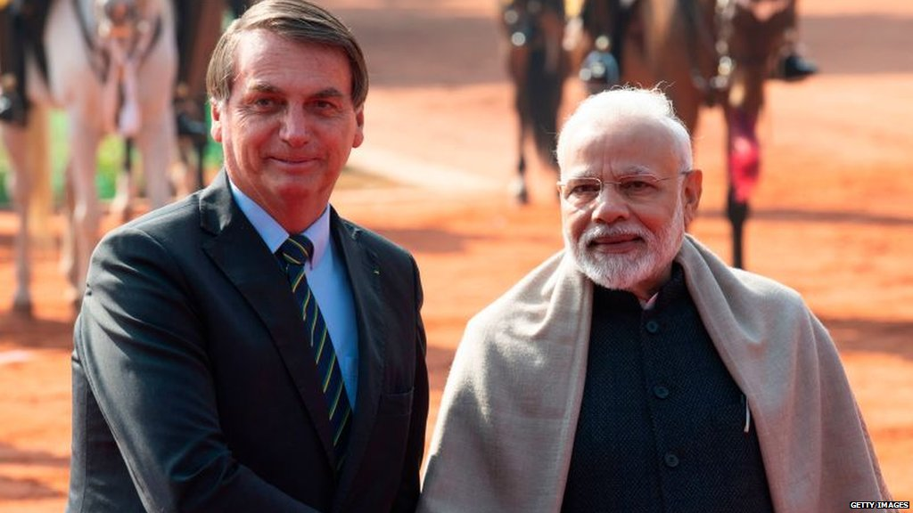 बोलसोनारो कौन हैं, जो हैं 71वें गणतंत्र पर भारत के मुख्य अतिथि