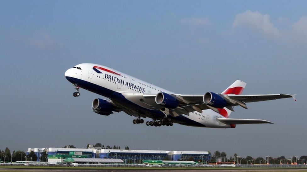 Коронавирус: British Airways отменила все рейсы в Китай