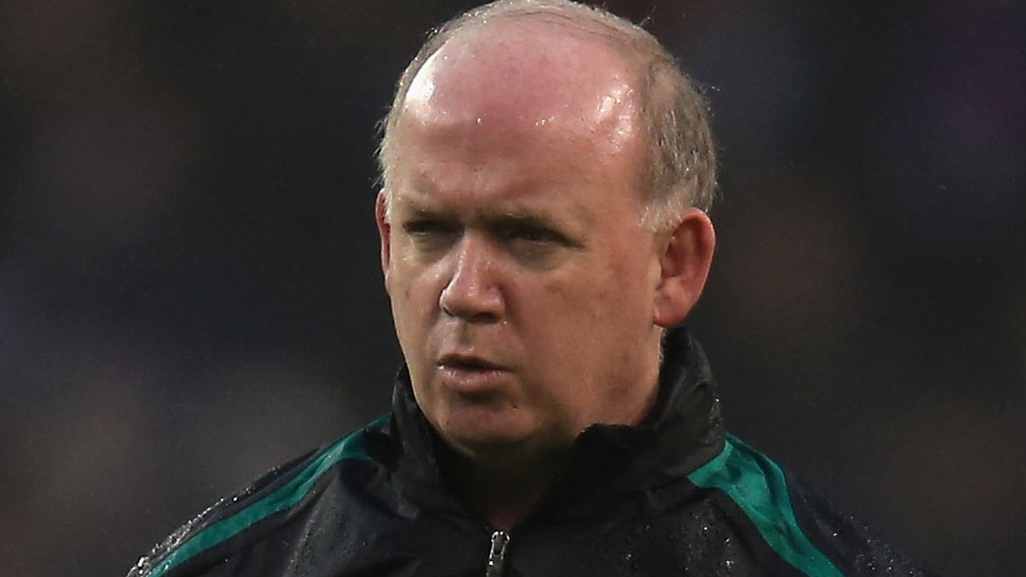 Declan Kidney: Former Ireland head coach is the new director of rugby at London Irish