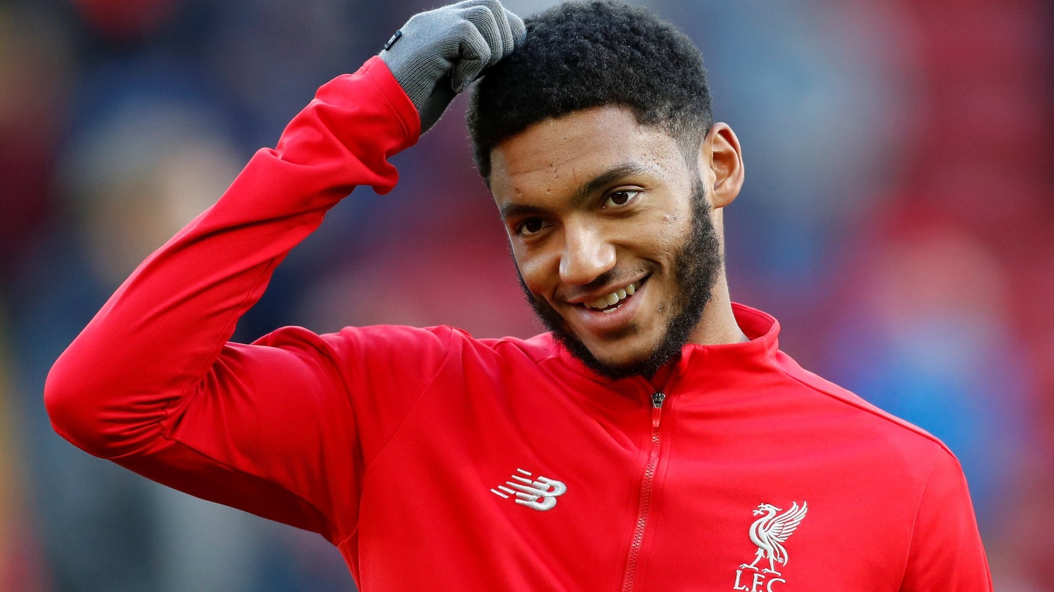 Joe Gomez: Liverpool defender signs new contract until summer of 2024