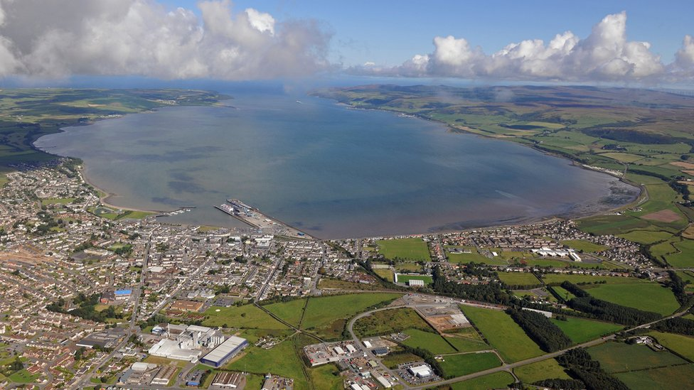 'Capital for the west' vision develops for Stranraer
