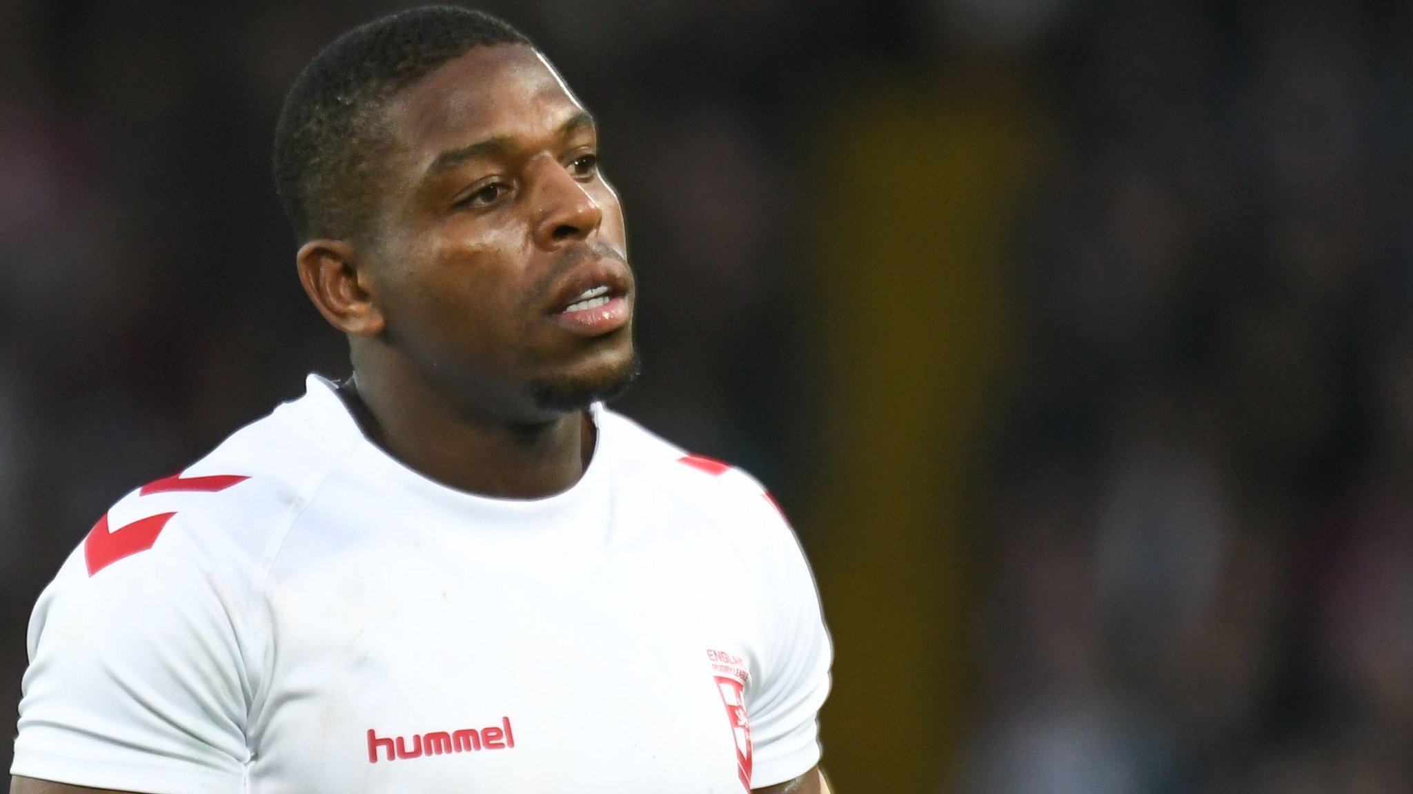 Jermaine McGillvary: Huddersfield and England winger tears hamstring