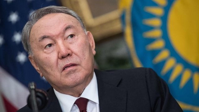 Nursultán Nazarbáyev