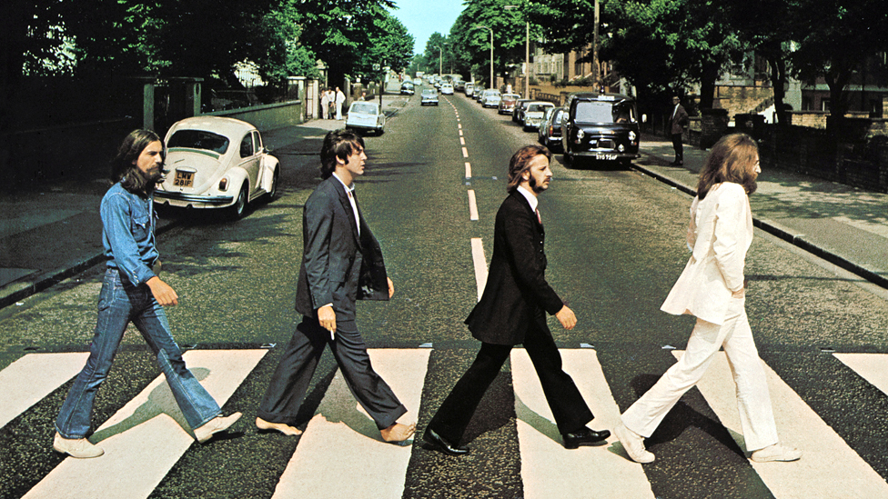 BBC News - The Scot who took The Beatles' Abbey Road photo