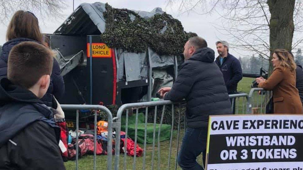 Parents' anger over Fortnite Live Norwich festival