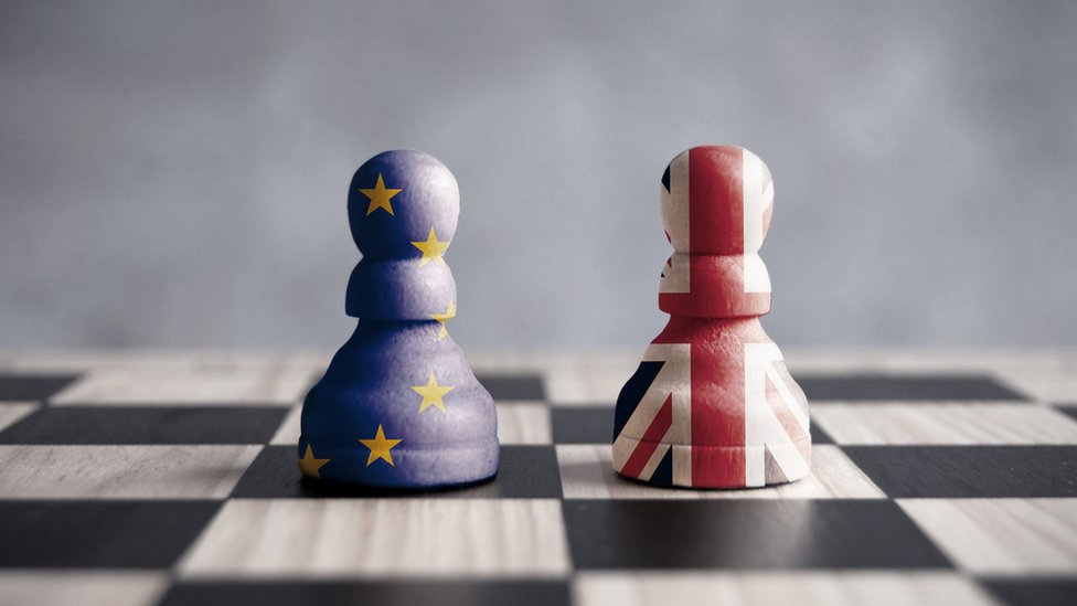 brexit chess pieces