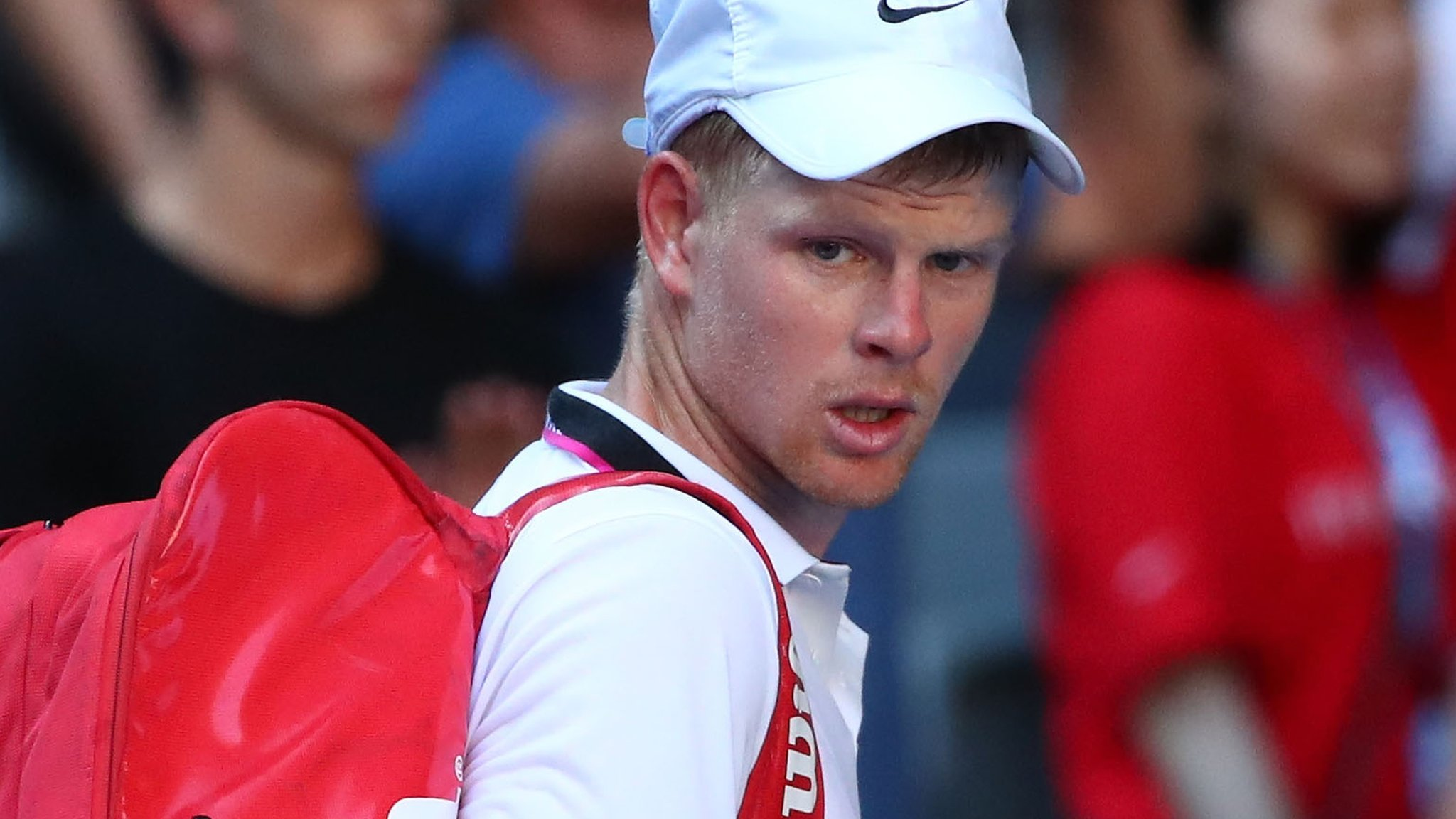 Edmund exits Australian Open in first round