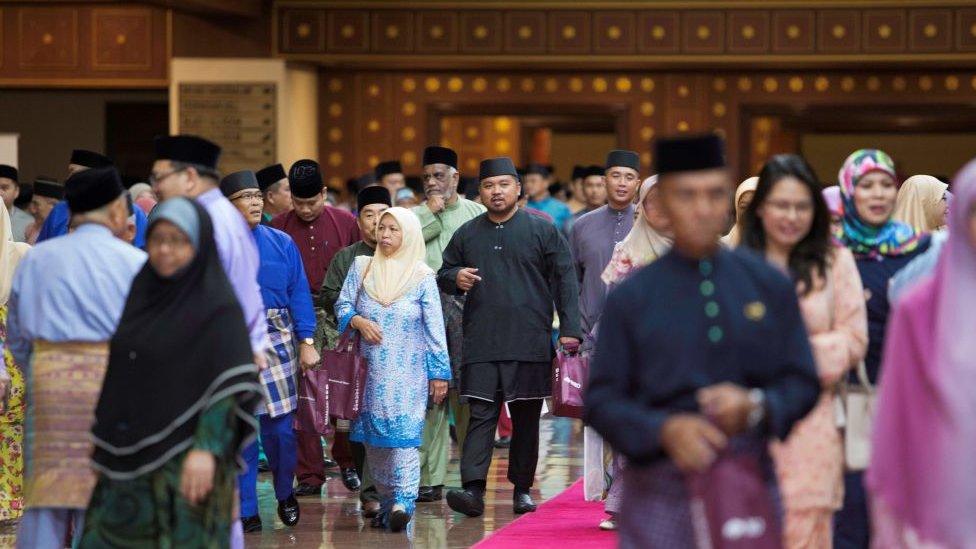 Warga Brunei.