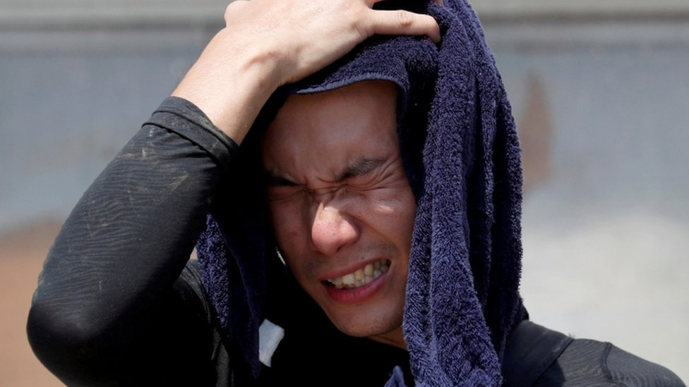 Japan heatwave: Warnings issued amid scorching temperatures