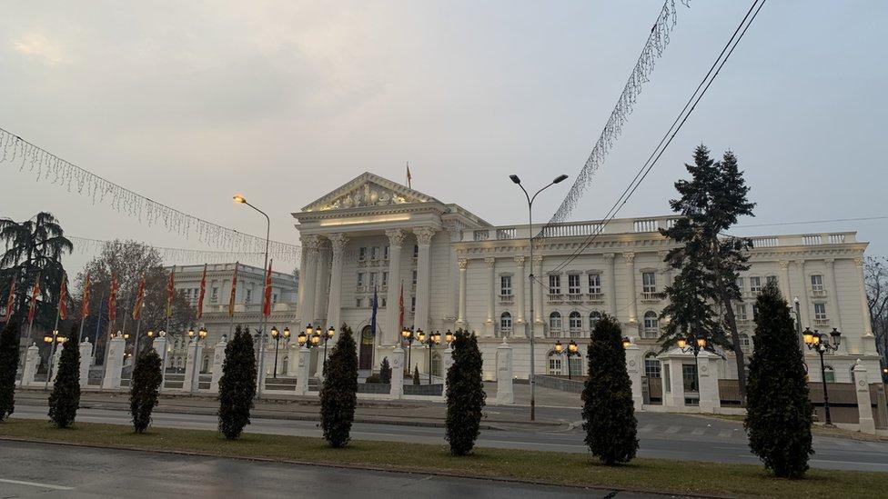 Skoplje, 27. januar 2020.