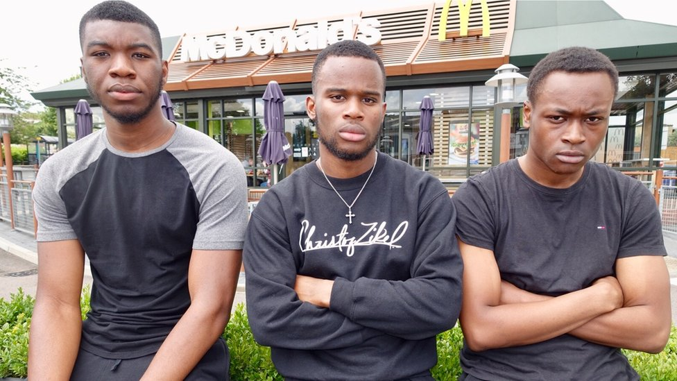 McDonald's Strood refused service 'because of skin colour'