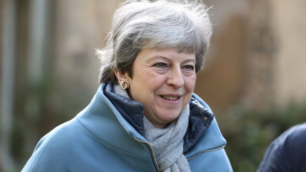 Brexit: Ministers back Theresa May amid reports of a coup