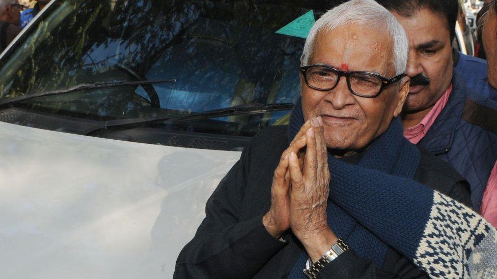 बिहार के पूर्व मुख्यमंत्री जगन्नाथ मिश्र का निधन