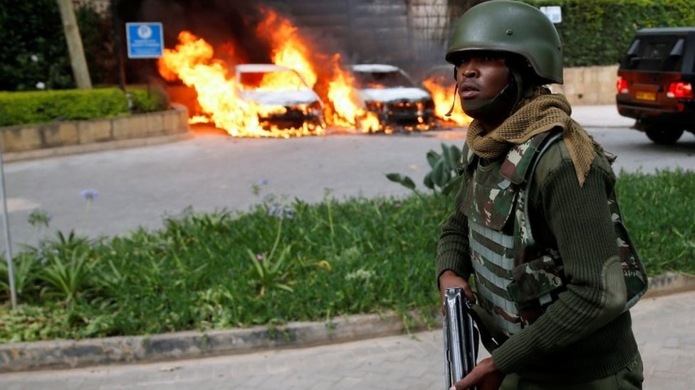 Nairobi DusitD2 hotel attacked by suspected militants
