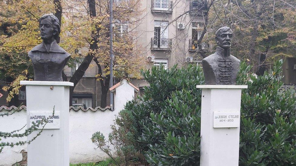 Biste prvih srpskih lekara