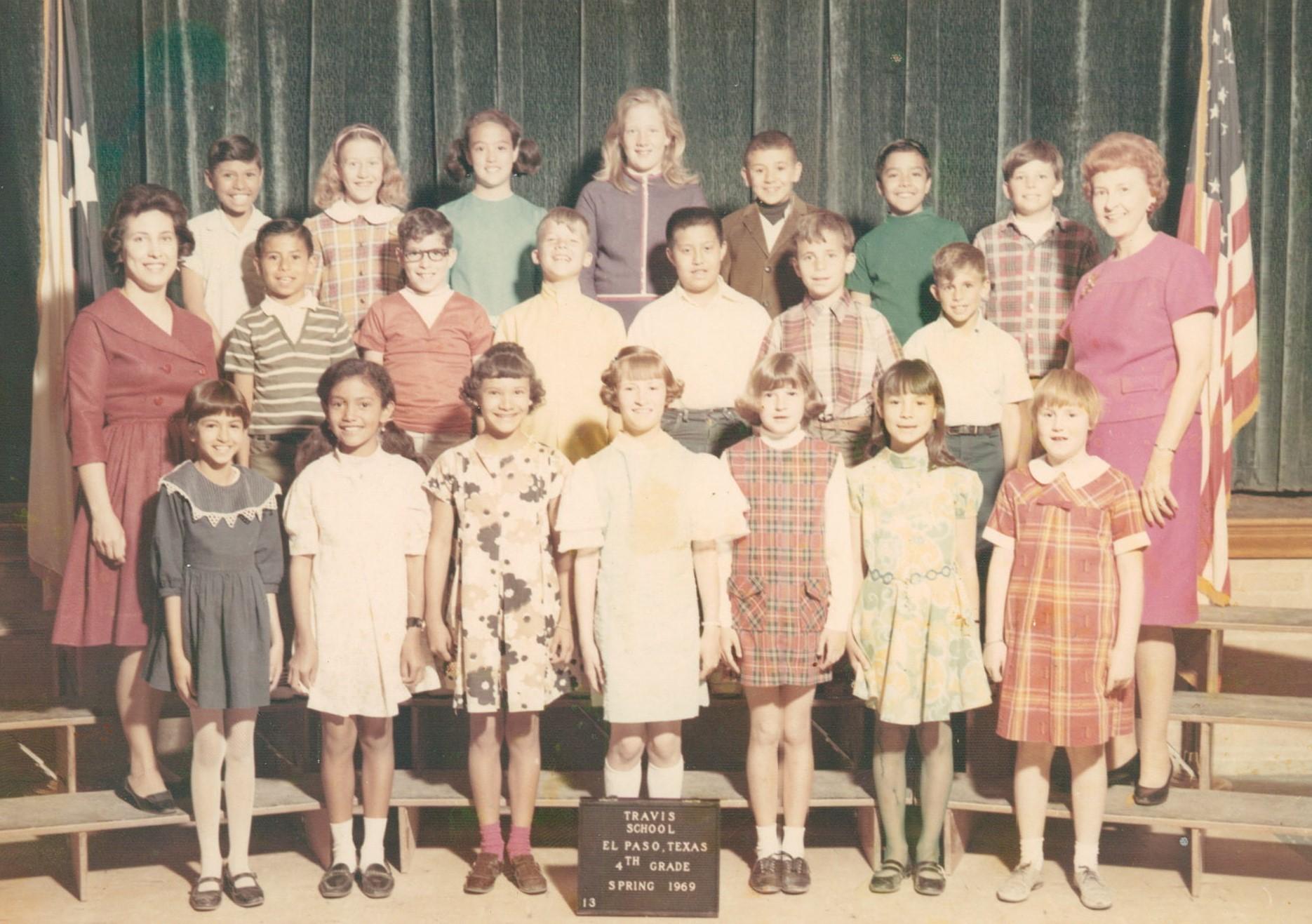 La foto escolar