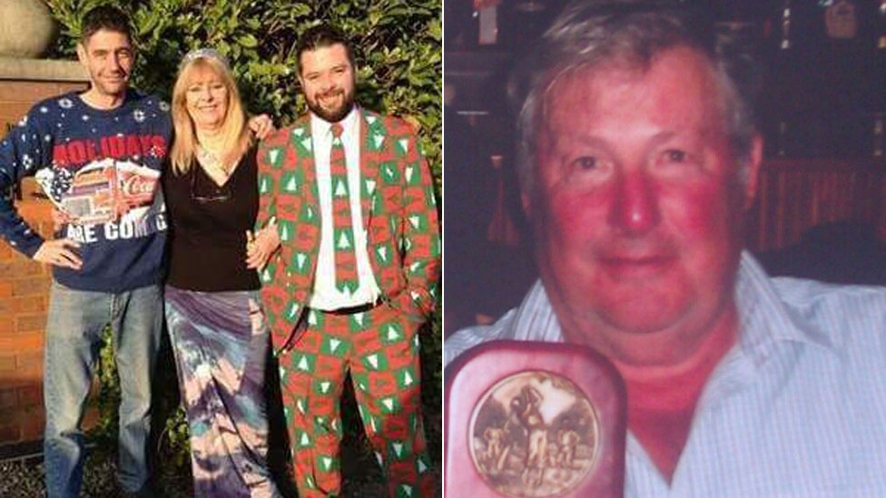 Lying lorry driver jailed for killing two people in M3 crash