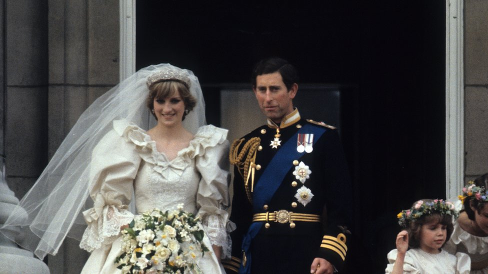 Diana , Charles