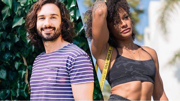 梅麗莎在接受英國網紅健身教練喬·威克斯的採訪中介紹了她的奮鬥歷程。