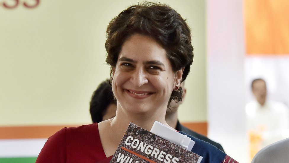 वाराणसी: नरेंद्र मोदी के ख़िलाफ़ चुनाव मैदान में क्यों नहीं उतरीं प्रियंका गांधी?