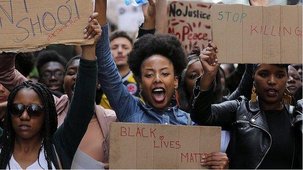 黑人的命也是命也是2020年熱詞(Credit: Getty Images)