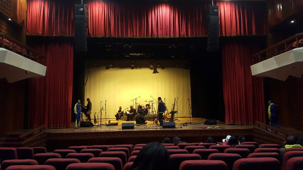 Teatro Municipal Cusco