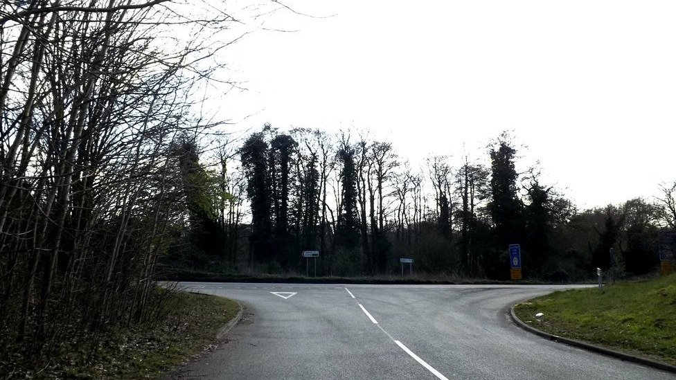Cyclist dies in crash with car at Creeting St Mary