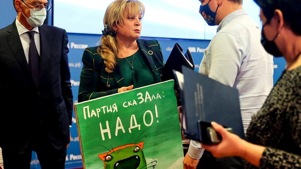 В ЦИК подвели итоги выборов в России. К чему у проигравших партий больше всего претензий?