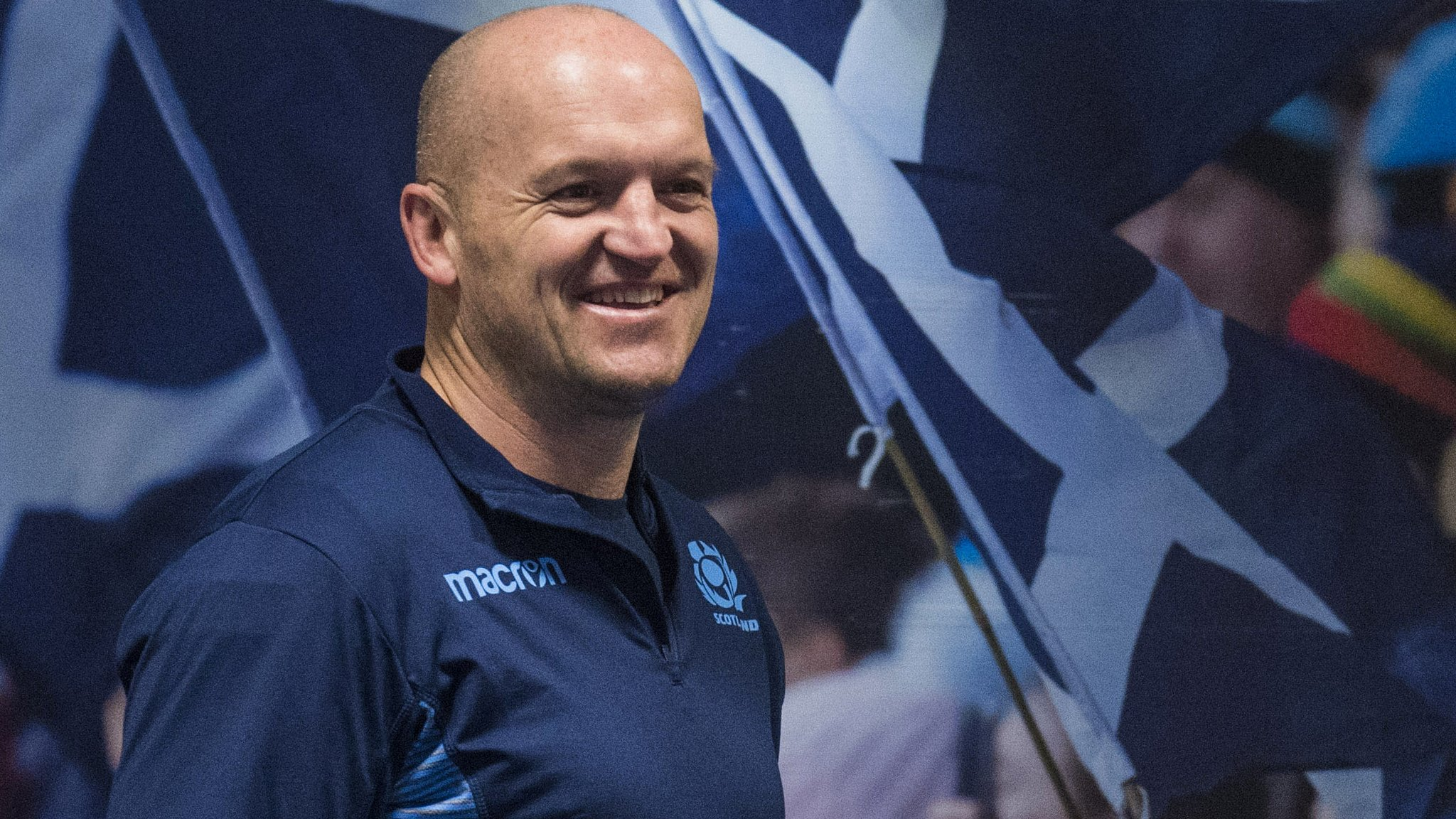Gregor Townsend: Scotland have 'better depth' as Six Nations' injury list mounts