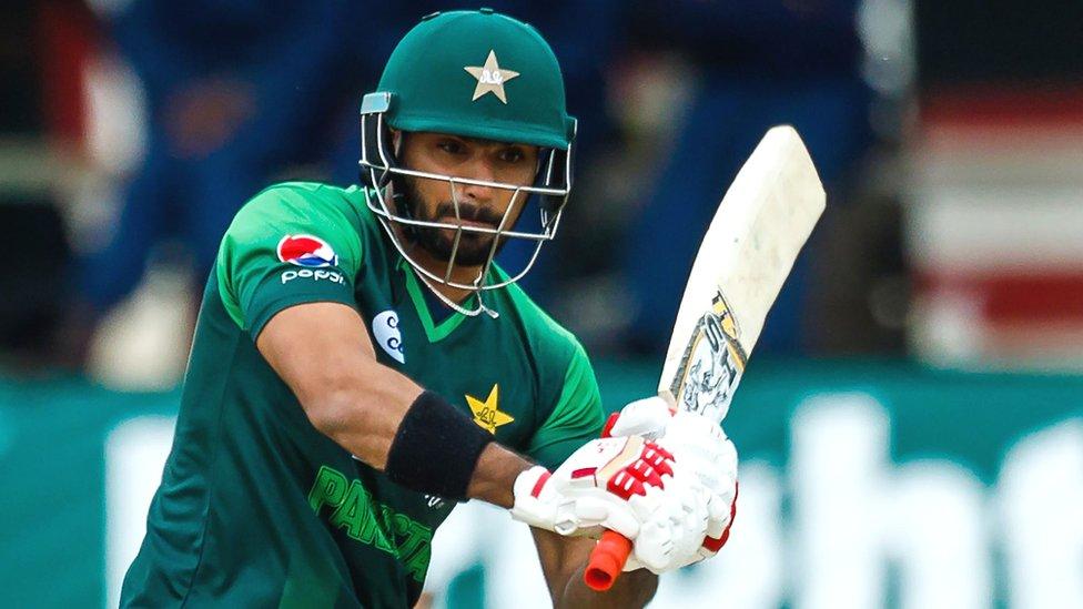 फ़ख़र ज़मां ने रचा इतिहास, बने दोहरा शतक जड़ने वाले पहले पाकिस्तानी बल्लेबाज़