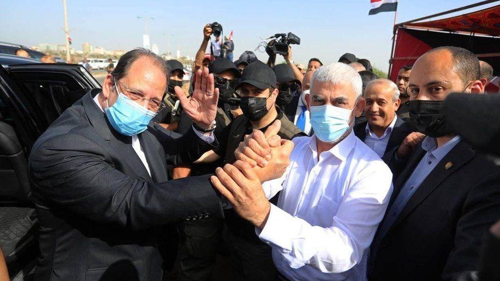 عباس كامل مدير المخابرات العامة المصرية