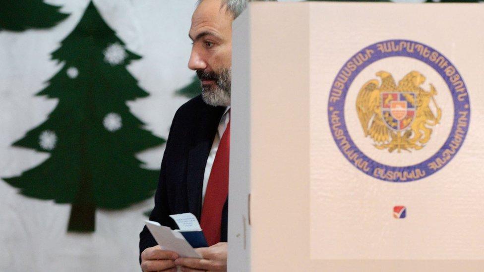 Выборы в Армении: блок Пашиняна набрал более 70% голосов