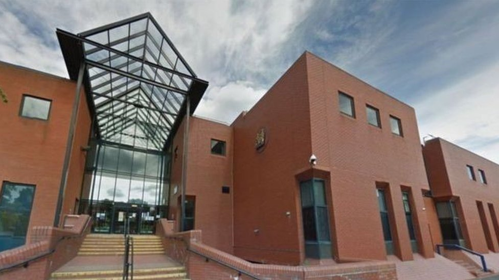 Leicestershire man had gun and £100,000 worth of drugs