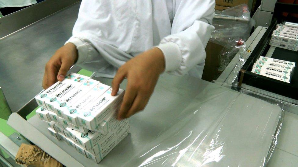 يوجد نحو 14 ألف صنف دوائي مسجل لدى إدارة الشؤون الصيدلية بوزارة الصحة ينتج منها فقط نحو 6 آلاف صنف داخل السوق المحلي.