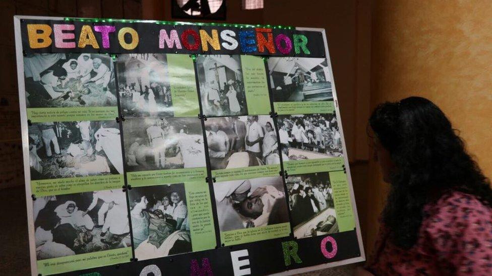 Cronología del asesinato de Monseñor Romero. Foto: Francisco Campos.